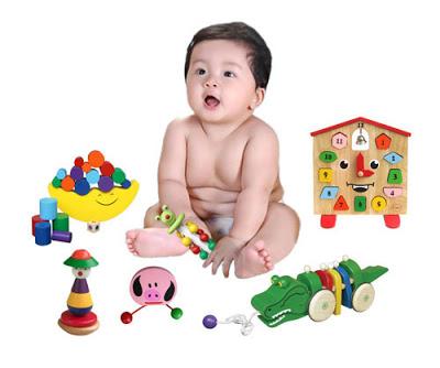 Đồ chơi trẻ em như thế nào và bao giờ hợp chuẩn?