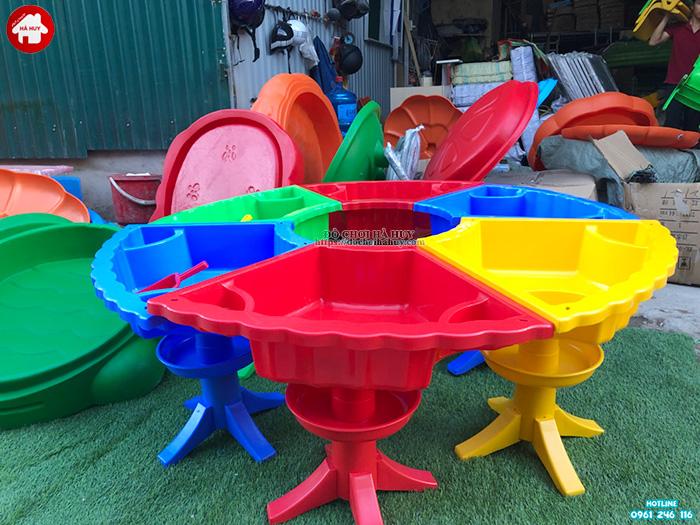 Bể xúc cát 6 miếng nhập khẩu HA7-031
