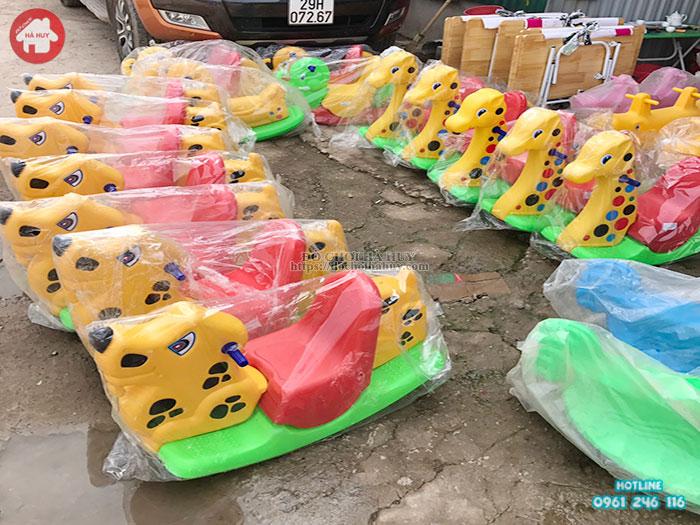 Bập bênh con chó đốm Việt Nam HA5-003