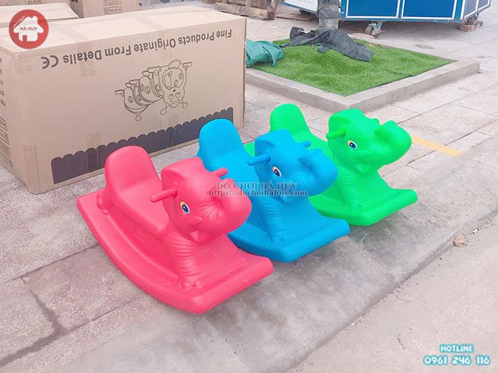 Bập bênh con voi Việt Nam HA5-005