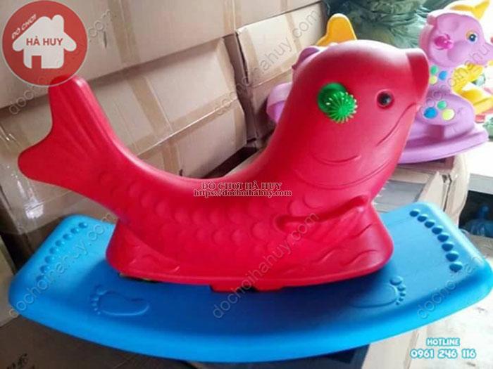 Bập bênh đơn con Cá HA5-008