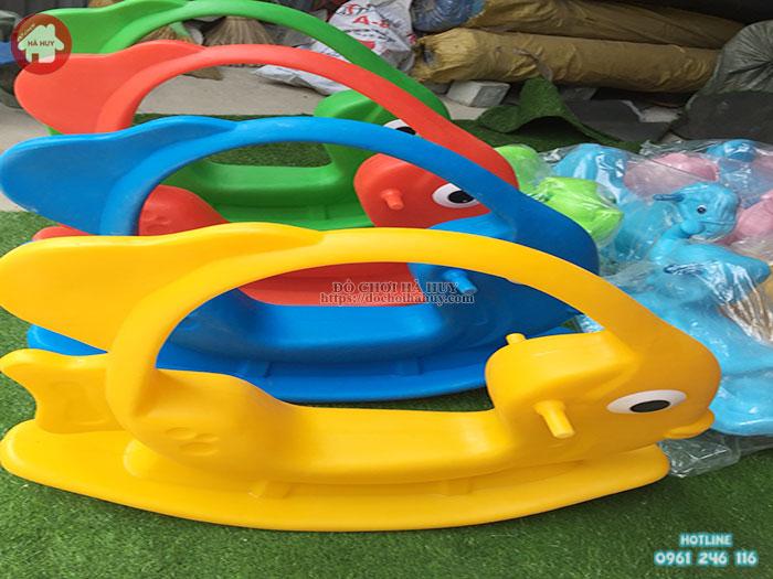 Bập bênh đơn con Cá vàng HA5-011