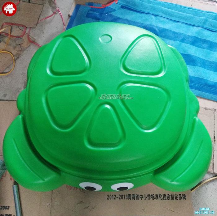 Bể chơi cát nước con cua nhập khẩu HA7-035