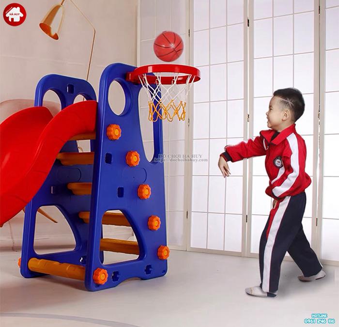 Cầu trượt Cầu Vồng HA3-006
