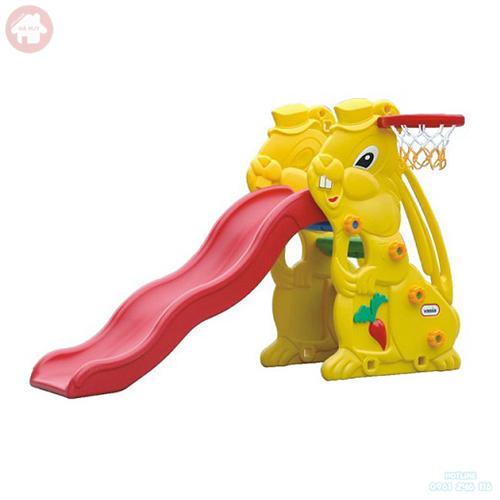 Cầu trượt con Thỏ HA3-005