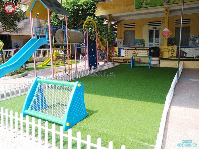 Cột Goal bóng đá giá rẻ tại Hà Nội