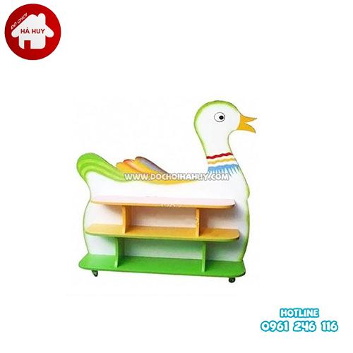 giá đồ chơi con vịt 3 tầng HC5-083