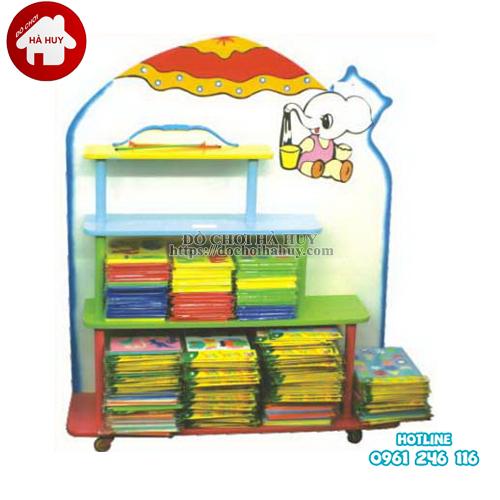 giá đồ chơi con voi 4 tầng HC5-019