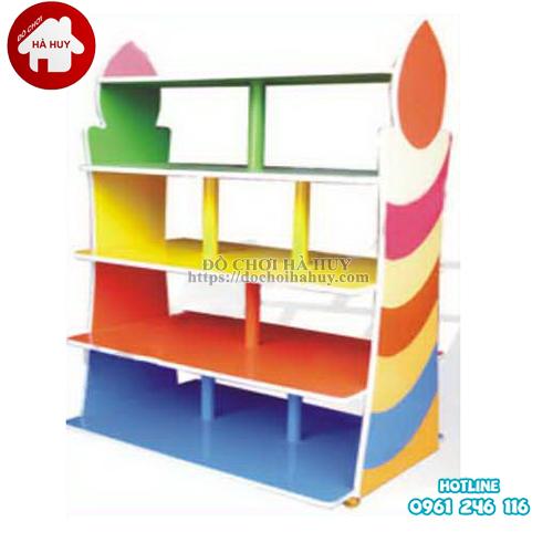 giá đồ chơi hình cây nến 4 tầng HC5-016