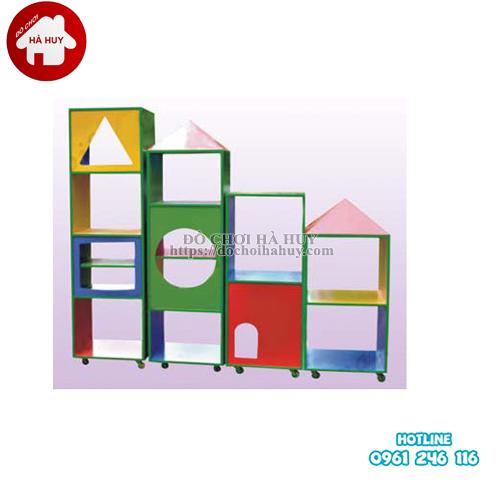 giá góc hình khối HC5-046