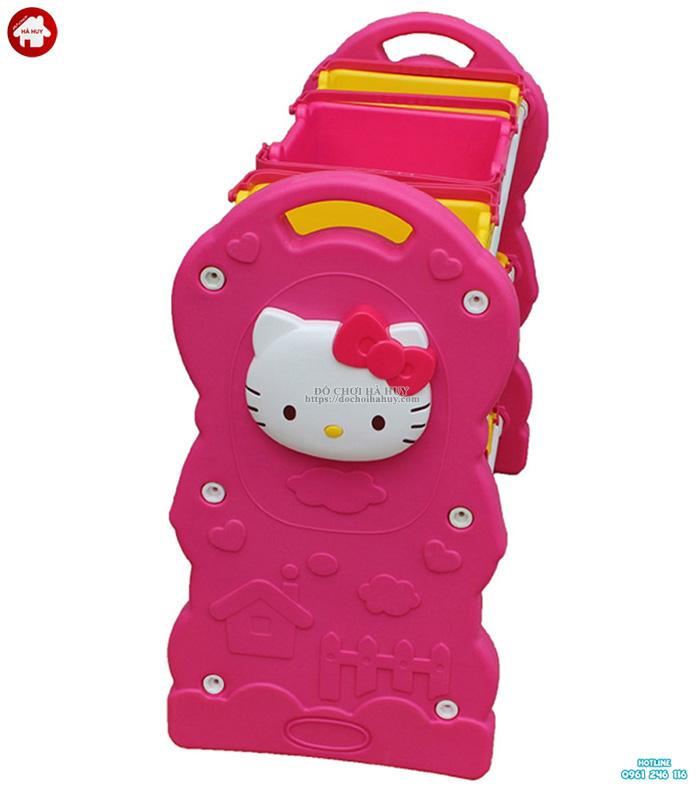 Giá đồ chơi Hello Kitty màu hồng HA2-001