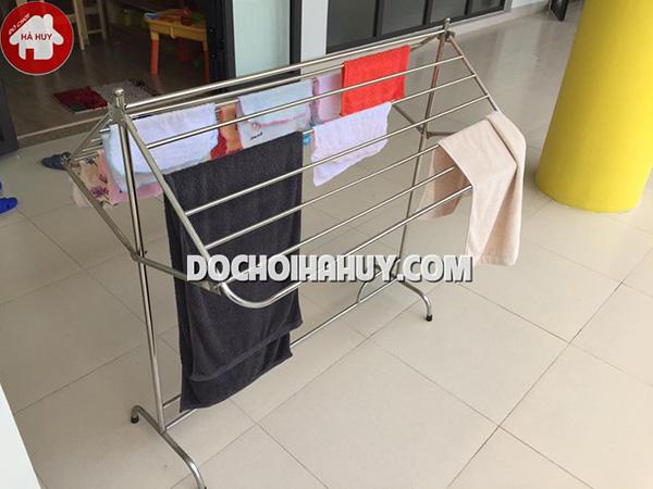 Giá phơi khăn inox HD2-007