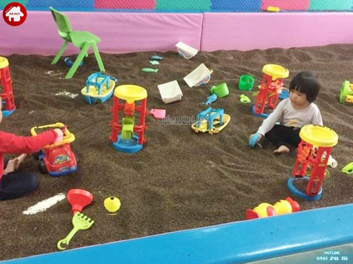 Hạt muồng muồng cho bé chơi xúc cát HE5-001