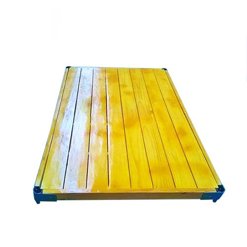 Phản gỗ mầm non HC1-016