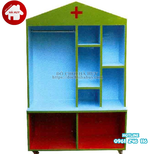 tủ bác sỹ không cánh HC5-057