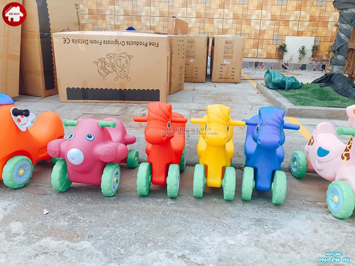 Xe đạp chân Ticky 2 HA5-054
