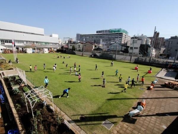 Cùng tìm hiểu trẻ em mầm non tại các trường Nhật Bản