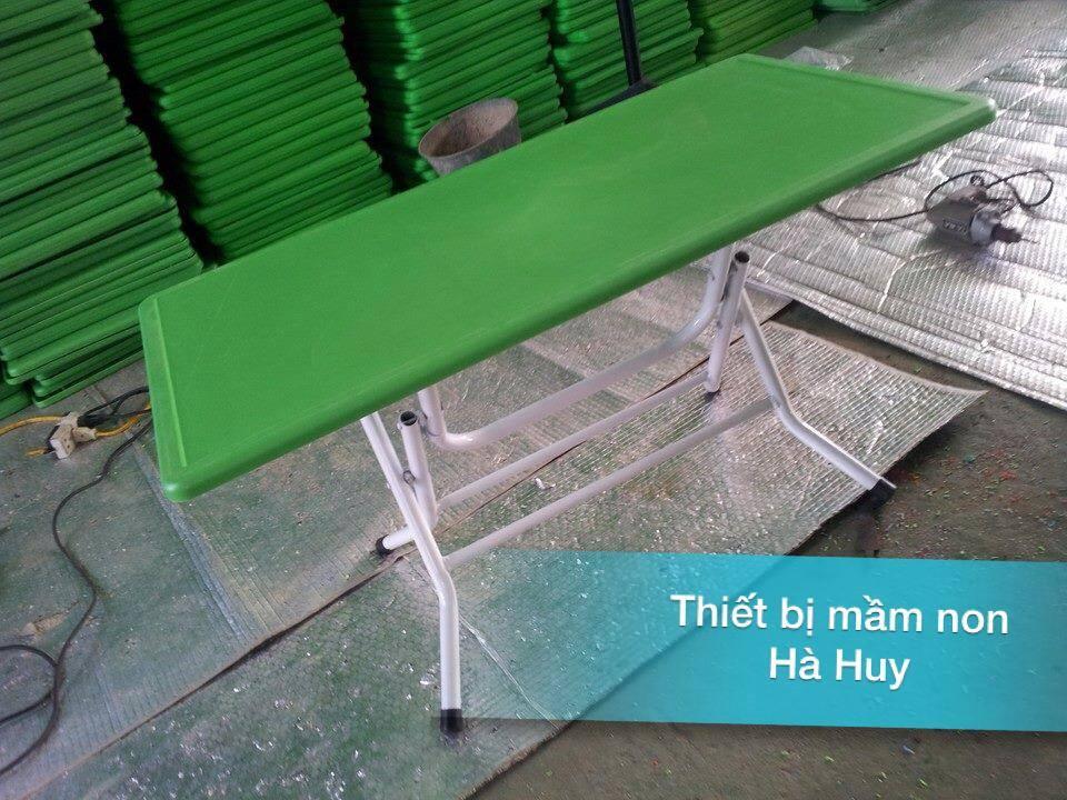 Cơ sở chuyên sản xuất bàn ghế mầm non chất lượng cao hà huy Xuong-ban-ghe-mam-non