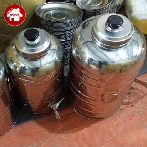 bình ủ nước inox Sài Gòn