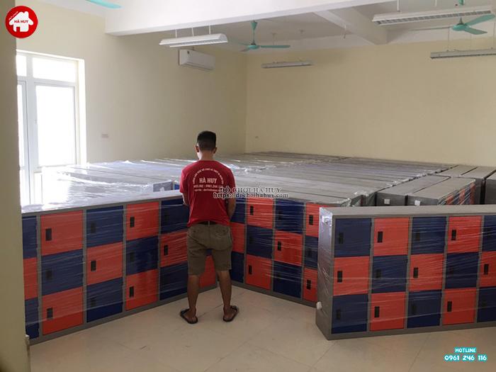 Tủ đựng đồ cá nhân 15,18,20 ô HC6-001