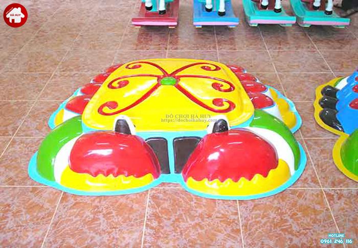 Bể chơi cát nước hình con cua HE5-016