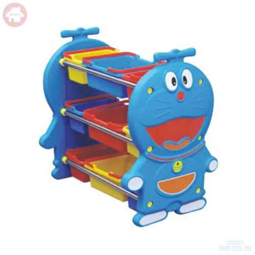 Giá để đồ chơi hình Doremon HA2-005