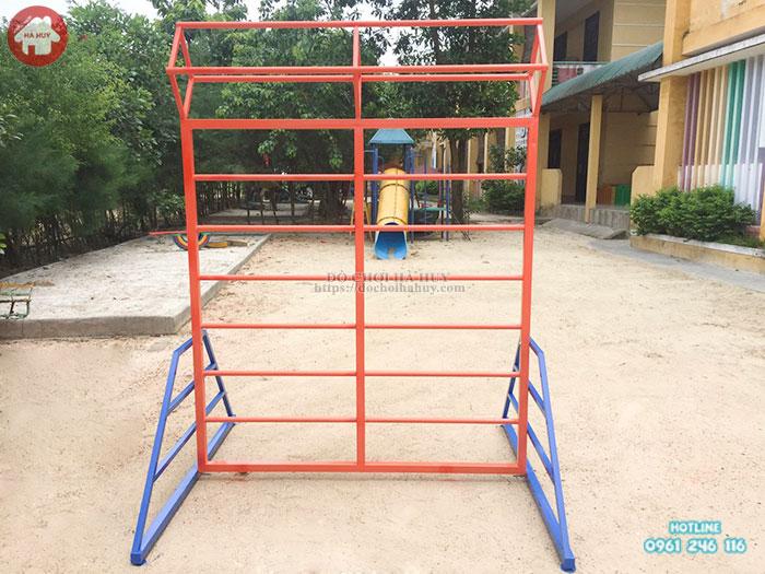 Thang leo thể chất chữ A1 HB1-012A1 cho bé mầm non