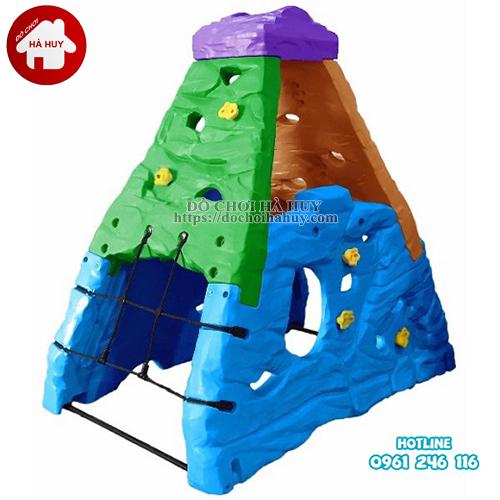 Bộ leo núi cho bé hình kim tự tháp nhập khẩu cao cấp HA8-003