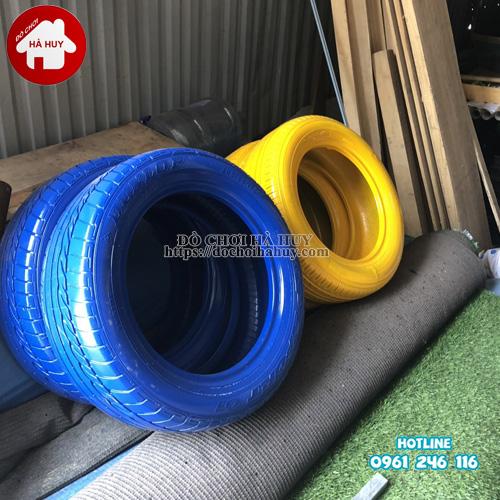 Bánh xe bằng nhựa nhập khẩu MT-209-1