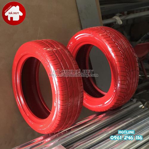 Bánh xe bằng nhựa nhập khẩu MT-209-2