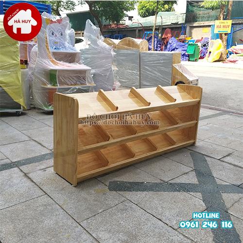 tủ giày dép mầm non HC4-0181