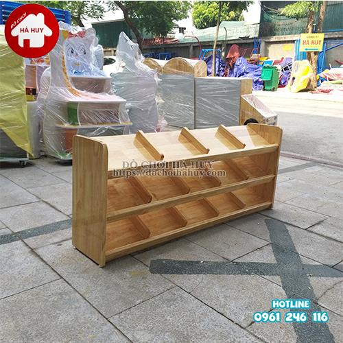 tủ giày dép mầm non HC4-0182