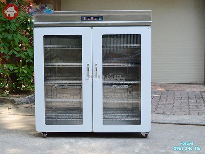 Tủ sấy bát đĩa có hệ thống khử khuẩn ozon HD3-003