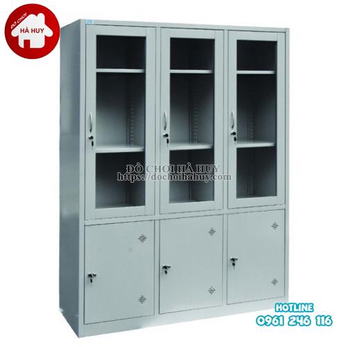 Tủ đựng tài liệu bằng sắt HC6-005