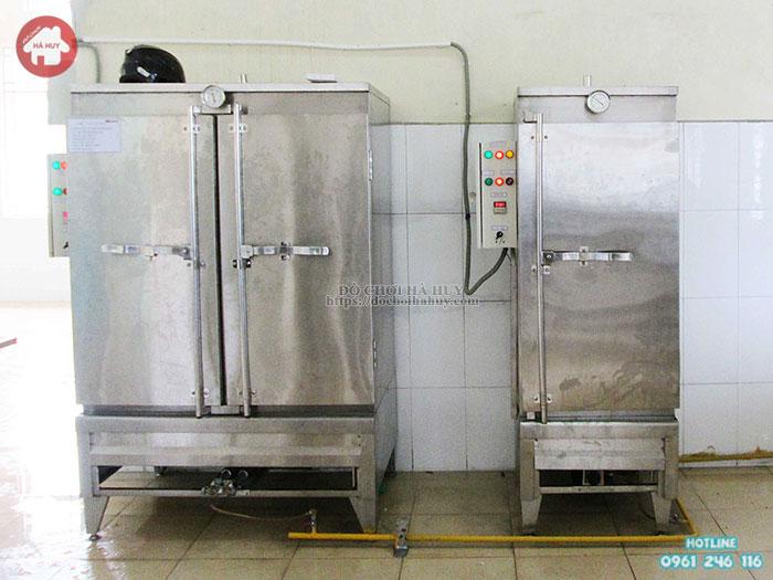 Tủ cơm 50kg cho trường mầm non HD3-006