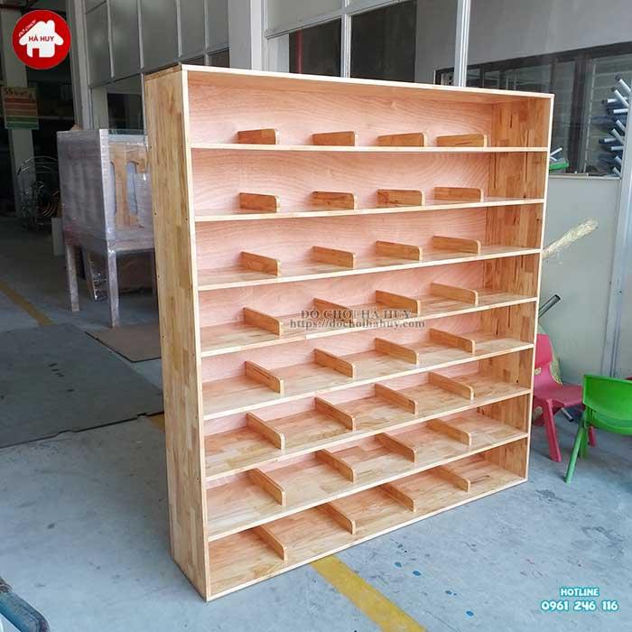 Tủ giày dép mầm non HC4-018-5