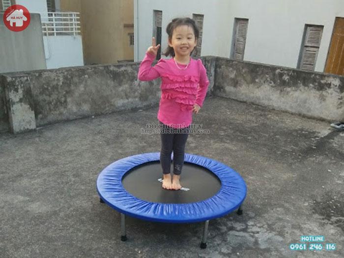 Sàn nhún thể dục cho bé mầm non giá rẻ tại Hà Nội HE3-005