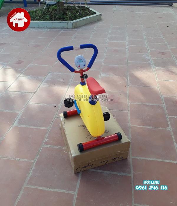 Lắp đặt bàn giao nhà chòi cầu trượt, máy tập gym cho bé tại Hưng Yên-3