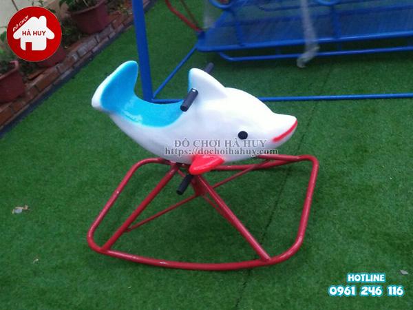 Sản xuất lắp đặt đồ chơi mầm non ngoài trời tại Hà Nam-13