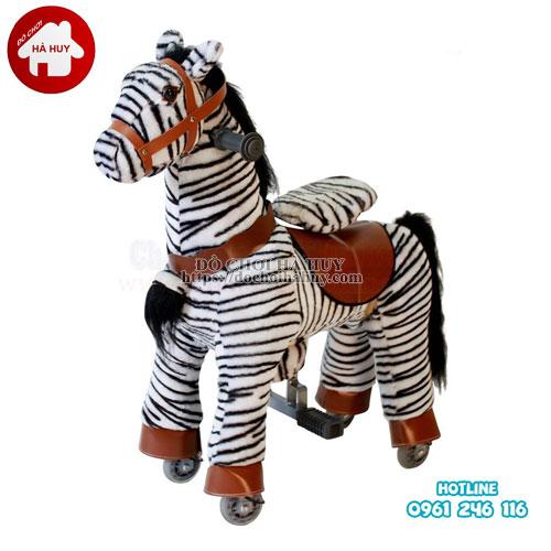 Thú nhún di động con ngựa HB2-022-1