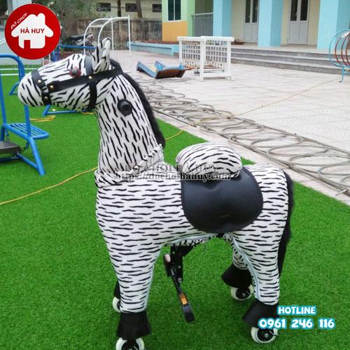 Thú nhún di động con ngựa HB2-022-2