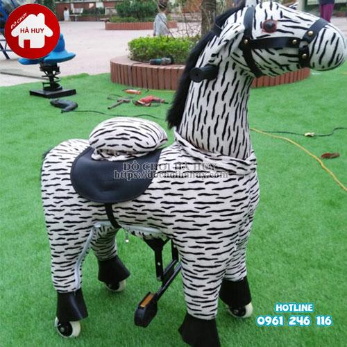 Thú nhún di động con ngựa HB2-022-4