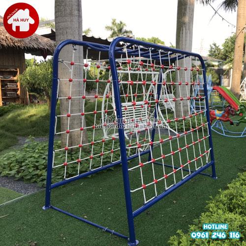 Thang leo đu tay vách dây cho bé mầm non HB1-014-9