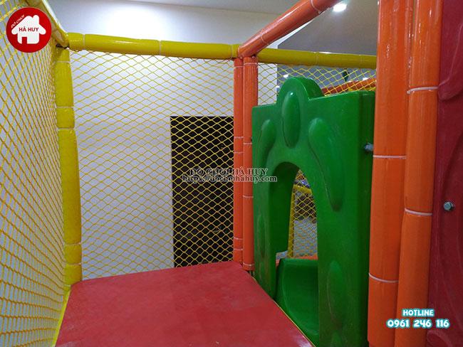 Sản xuất lắp đặt nhà liên hoàn trong nhà tại Athena Xuân Phương, Hà Nội-10