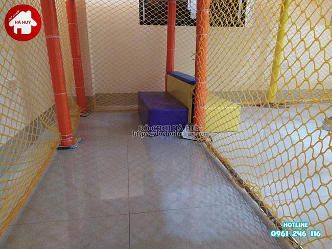 Sản xuất lắp đặt nhà liên hoàn trong nhà tại Athena Xuân Phương, Hà Nội-11