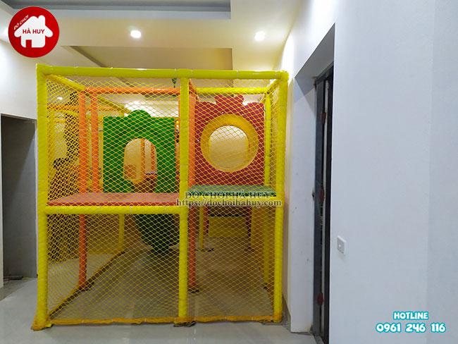 Sản xuất lắp đặt nhà liên hoàn trong nhà tại Athena Xuân Phương, Hà Nội-15