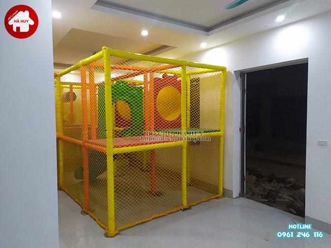 Sản xuất lắp đặt nhà liên hoàn trong nhà tại Athena Xuân Phương, Hà Nội-16