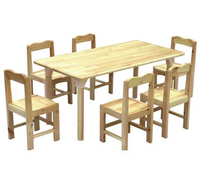Nên chọn bàn ghế nhựa hay bàn ghế gỗ cho bé mầm non -2