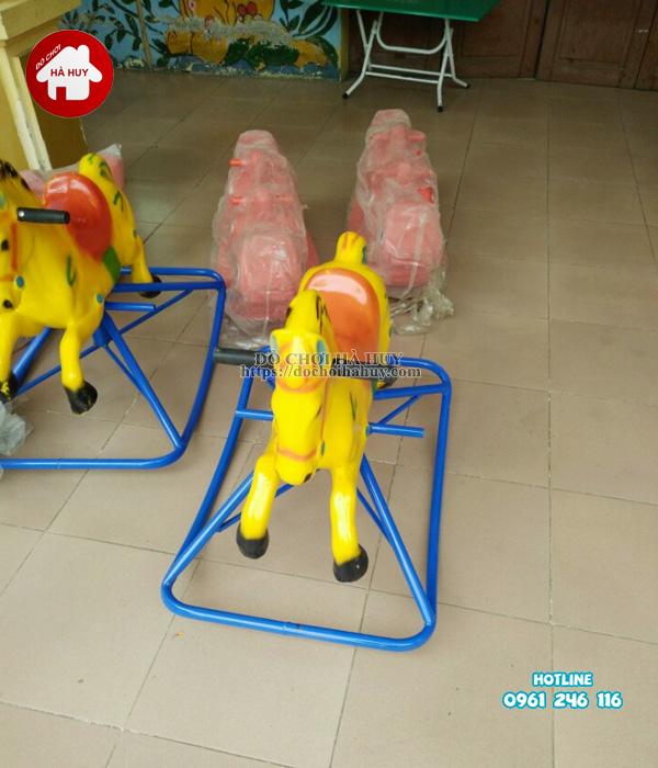 Sản xuất đồ chơi ngoài trời cho trường mầm non tại Bắc Ninh-11