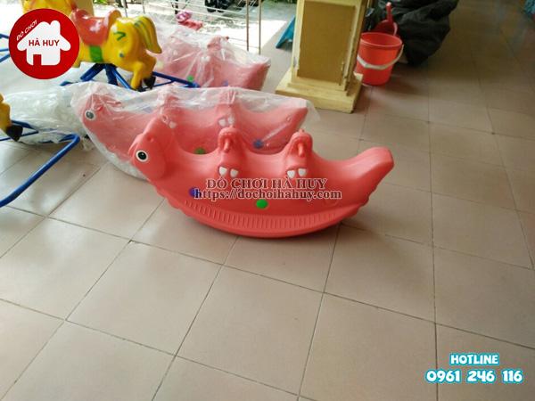 Sản xuất đồ chơi ngoài trời cho trường mầm non tại Bắc Ninh-12